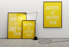 Żółte kolory wnętrza
